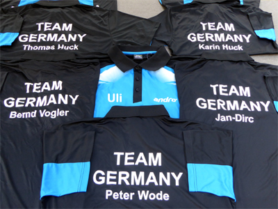 Team-Trikots EVC 2017