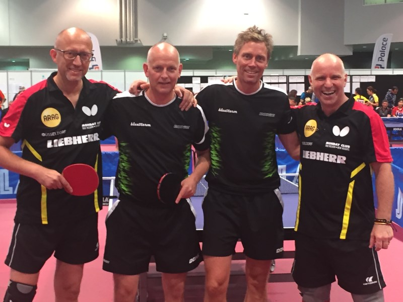 WVC 2018 Achtelfinale gegen Lindh/Persson