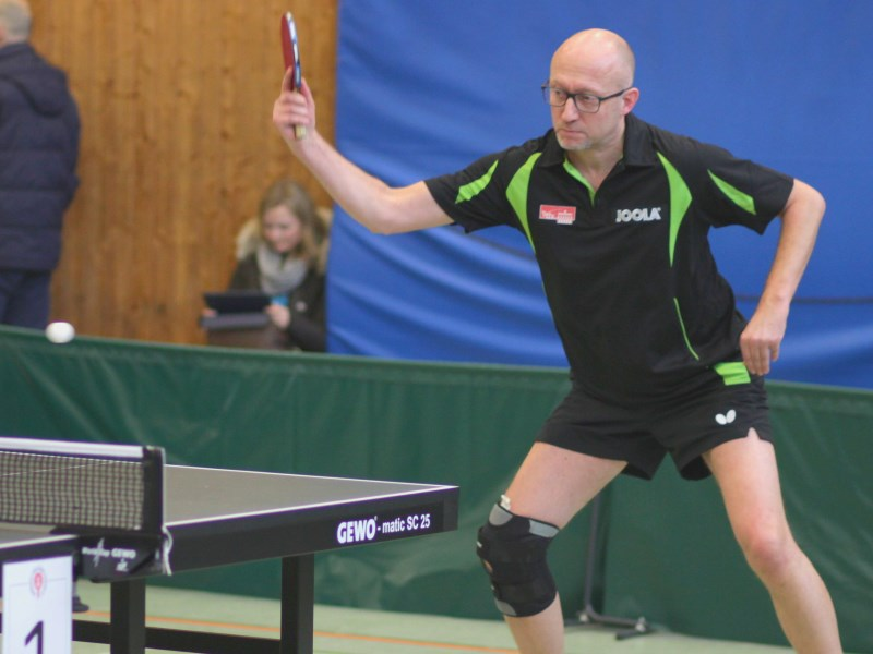 Peter Wode bei der Norddeutschen Meisterschaft 2018 in Hamburg