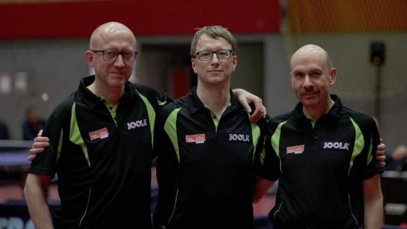 STTK-Trio Wode, Brauner und Eifler im Einsatz für den BeTTV
