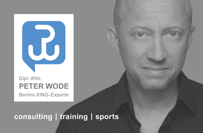 Peter Wode - consulting | training | sports - Lehrter Str. 24c, 10557 Berlin